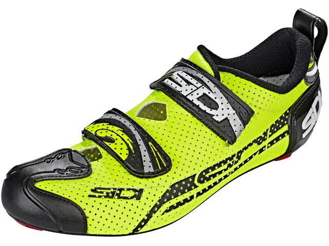 Sidi T-4 Air Carbon - Zapatillas Hombre - amarillo